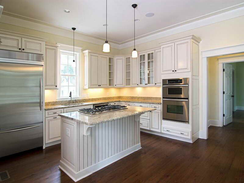 Paint Antique White Cabinets Painted Kitchen