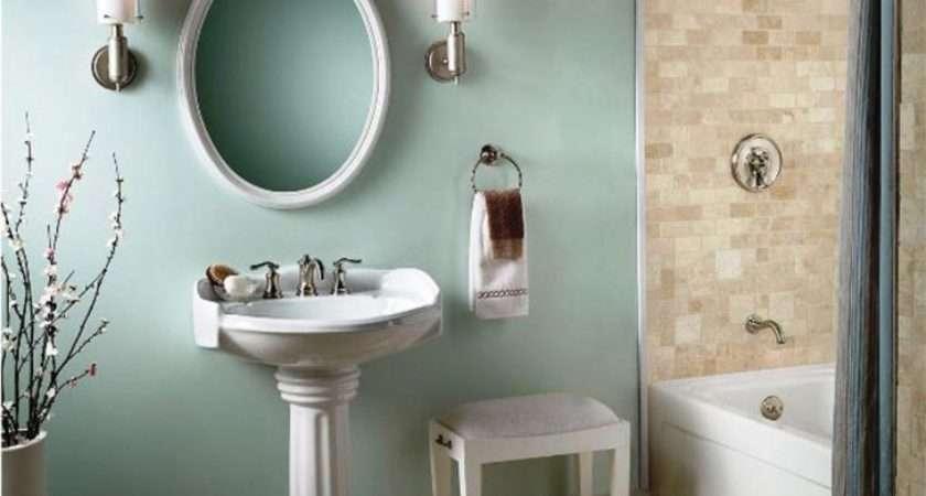 Paint Color Ideas Bathroom Wall Light