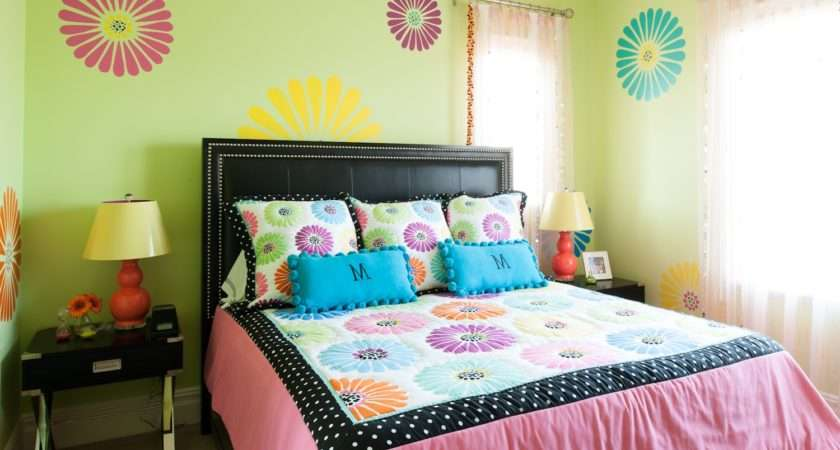 Paint Color Ideas Teenage Girl Bedroom Very Small