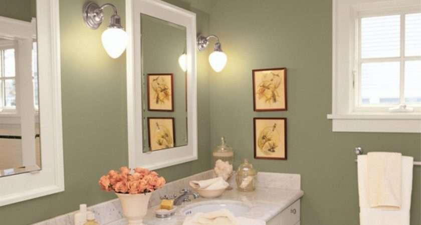 Paint Colors Bathrooms Best Color Small Bathroom