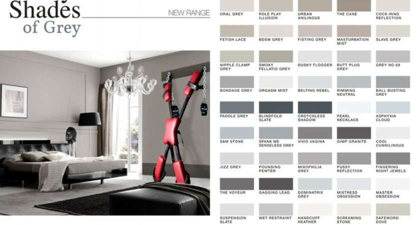 Paint Colours Dulux Google Search Fifty Shades Grey
