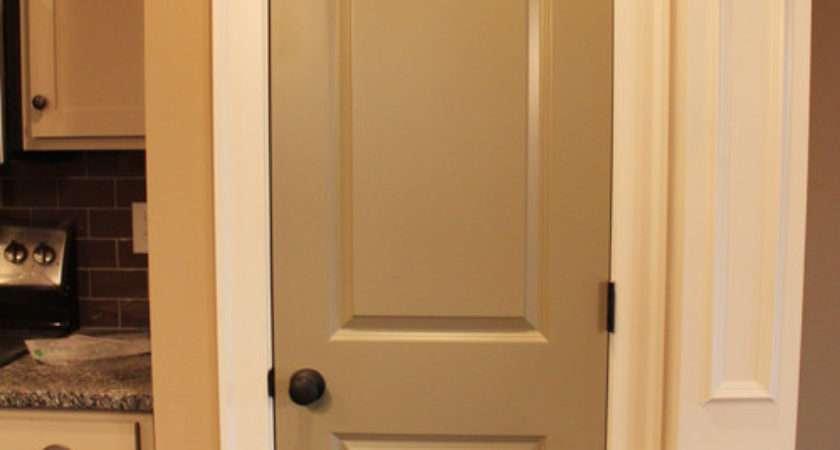 Paint Ideas Interior Doors Grasscloth