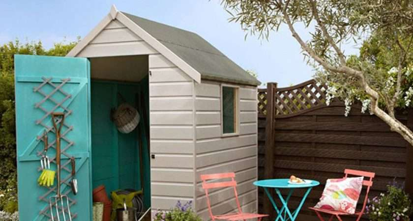 Paint Refresh Your Garden Shed Homebase