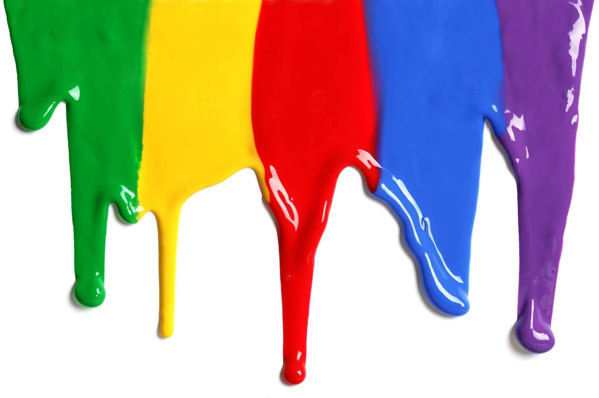Paint Texture Paints Color