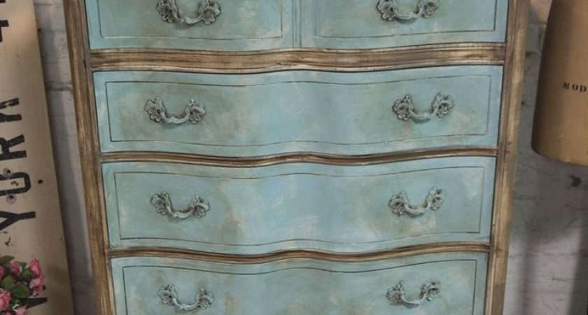 Paint Wood Furniture Shabby Chic Best