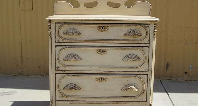 Painted Antique Chest Drawers Decorating Ideas Pinterest