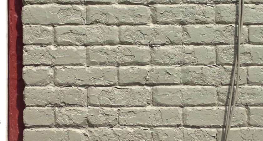 Painted Brick Masonry Denver