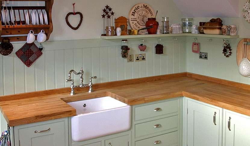 Painted Cottage Kitchen Refurbishment