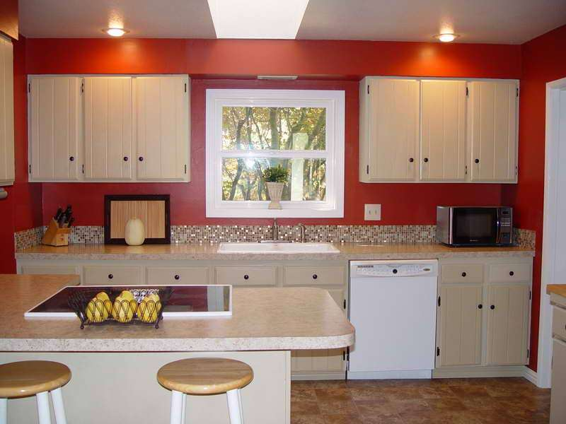 Painted Kitchen Cabinets Paint