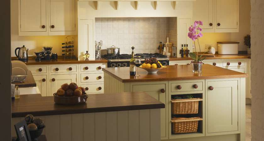 Painted Wooden Kitchen Collection Austin Matthews
