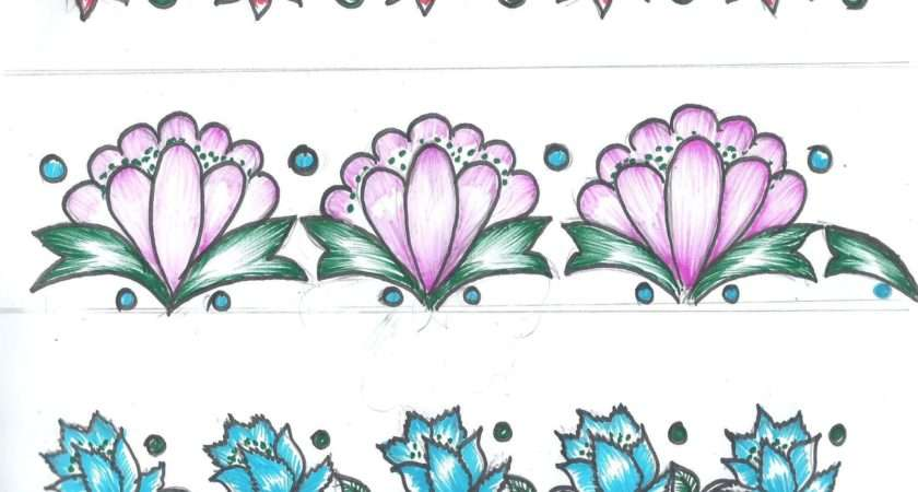 Painting Border Design Android Iphone Ipad