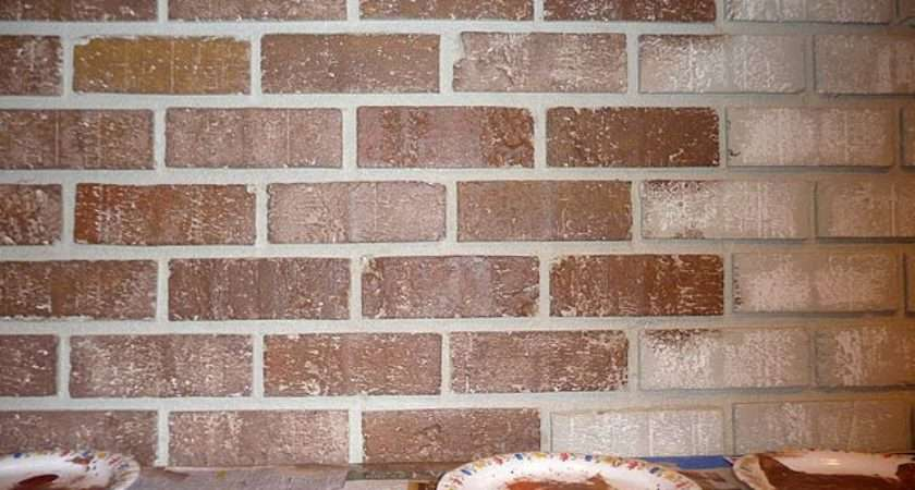 Painting Brick Fireplace White Beautiful