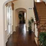 Painting Hallway Stair Case