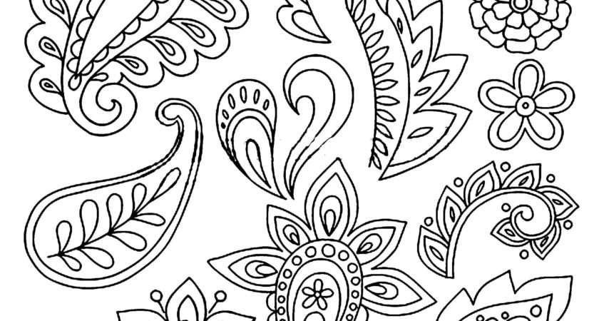 Paisley Mehndi Pinterest Henna Doodle