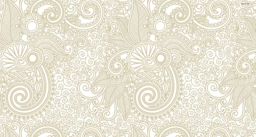 Paisley Pattern Abstract