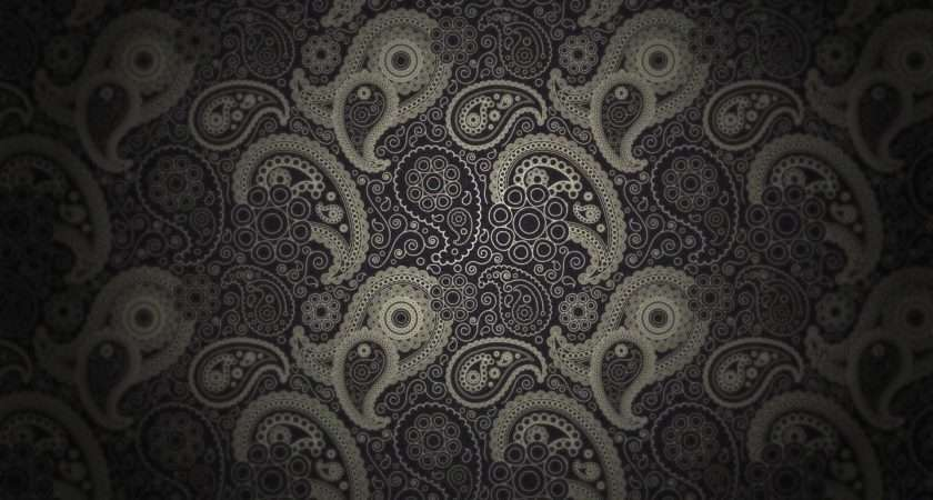 Paisley Textures Fabric Texture