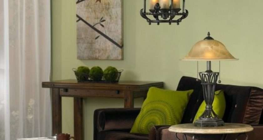 Pale Green Living Rooms Interior Life