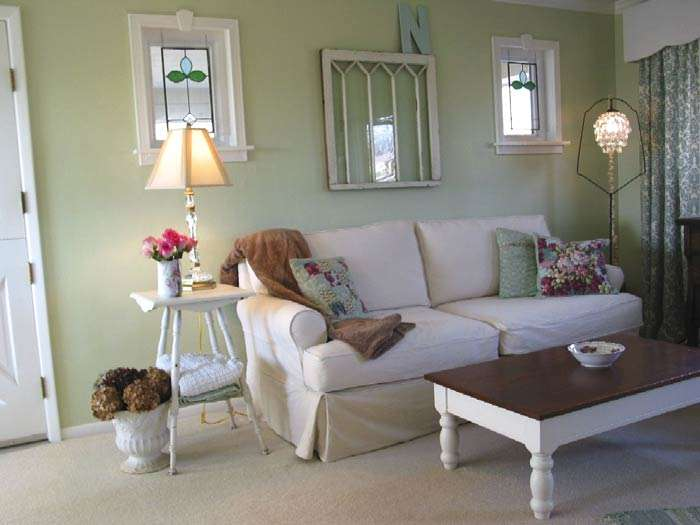 Pale Green Walls Baize Budget Any Help Color Couch