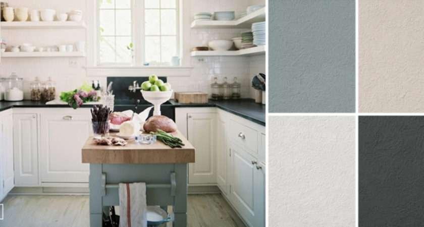 Palette Guide Kitchen Color Schemes Decor Paint Ideas