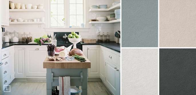 Palette Guide Kitchen Color Schemes Decor Paint Ideas