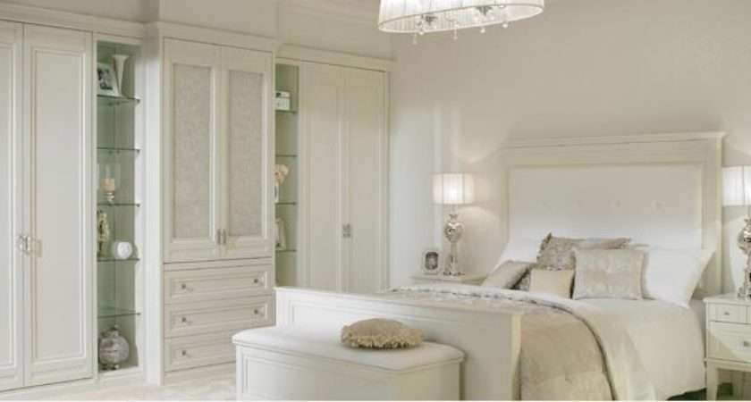 Palladian Classic Fitted Bedroom Furniture Hammonds