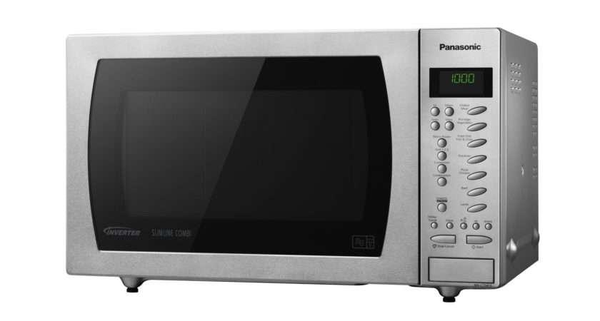 Panasonic Microwave News