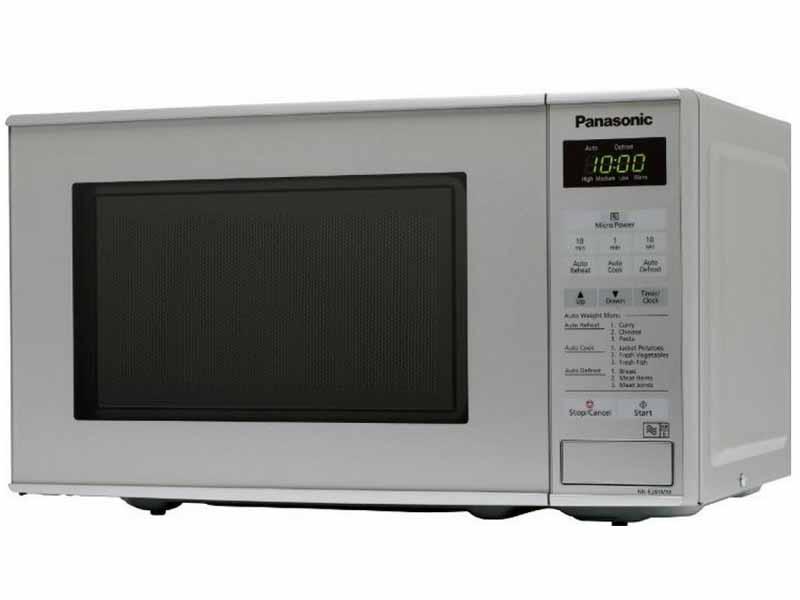 Panasonic Microwave Oven Capacity Auto Programs