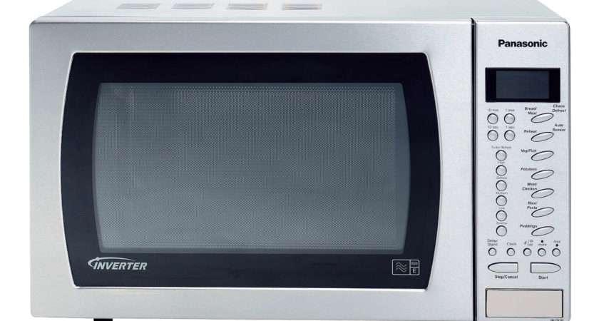 Panasonic Sbpq Sensor Microwave Oven Stainless