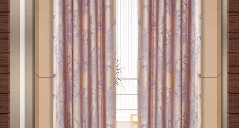 Panel Window Treatments Single Curtain