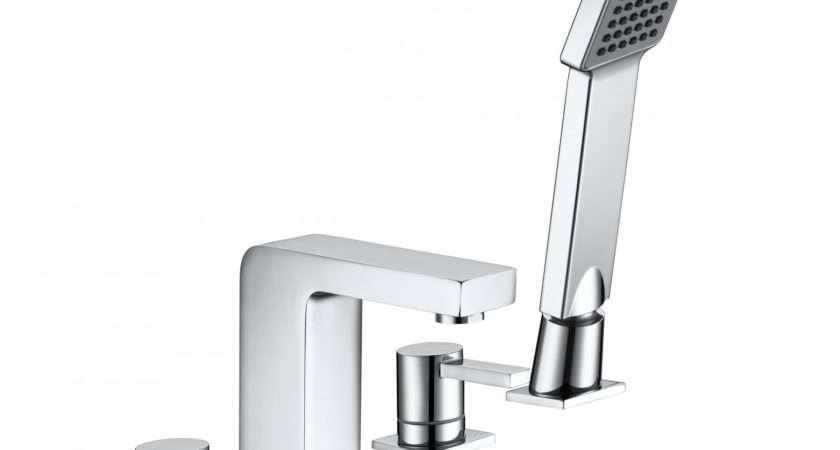 Pano Tap Hole Bath Shower Mixer Frontlinebathrooms
