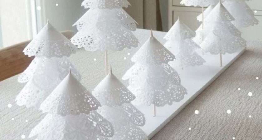Paper Christmas Decorations Celebration All