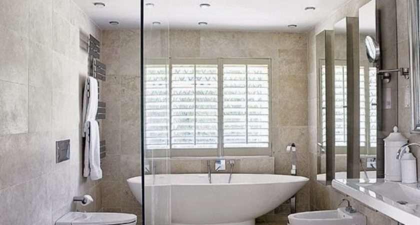 Paper Mulberry Bathroom Master Suite