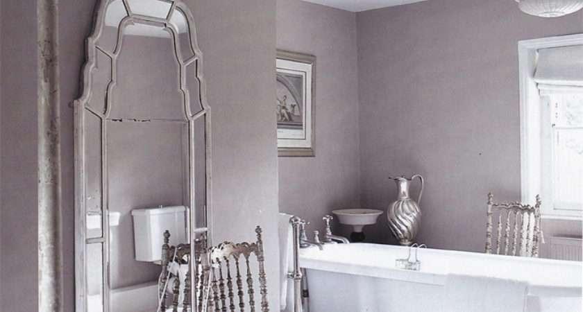 Paper Mulberry Romantic Feminine Bathrooms