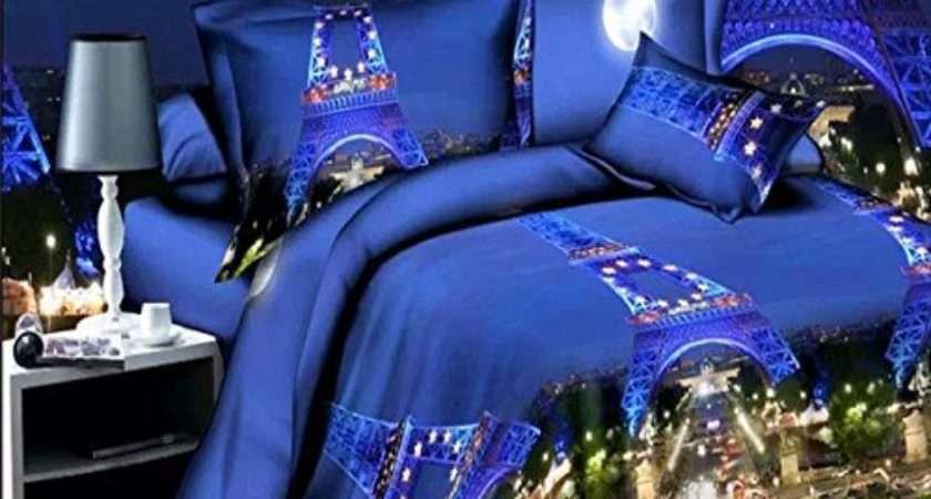 Paris Bedding Find Beautiful Eiffel Tower Damask
