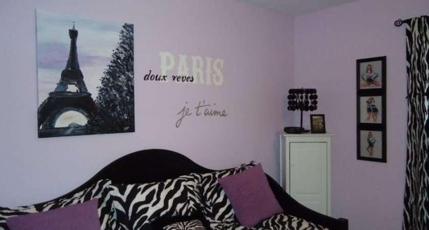 Paris Themed Bedroom Pinterest