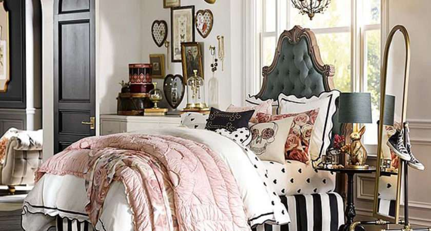 Paris Themed Girl Bedroom Real Estate
