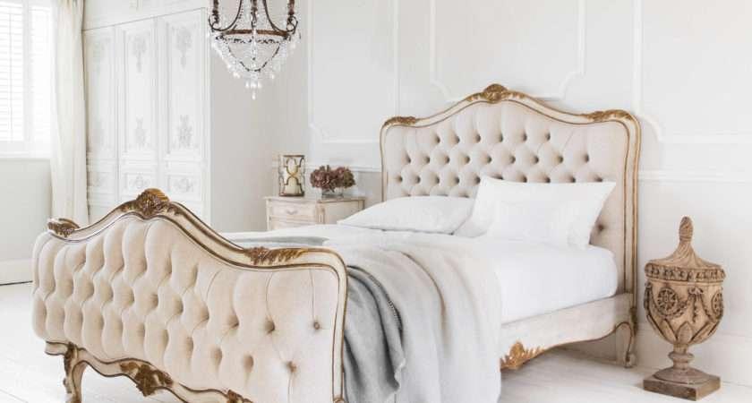 Parisian Style Bedroom Real Estate