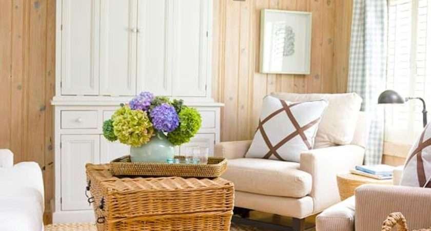 Parkdale Ave Cozy Cottage Living Room