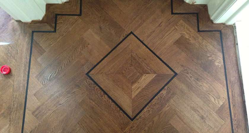 Parquet Wood Flooring Fitting Service Hertfordshire