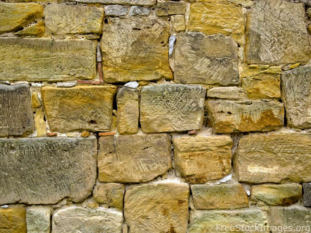 Part Stone Wall Textures