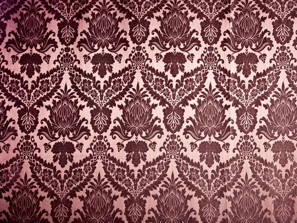 Part Vintage Damask Textures