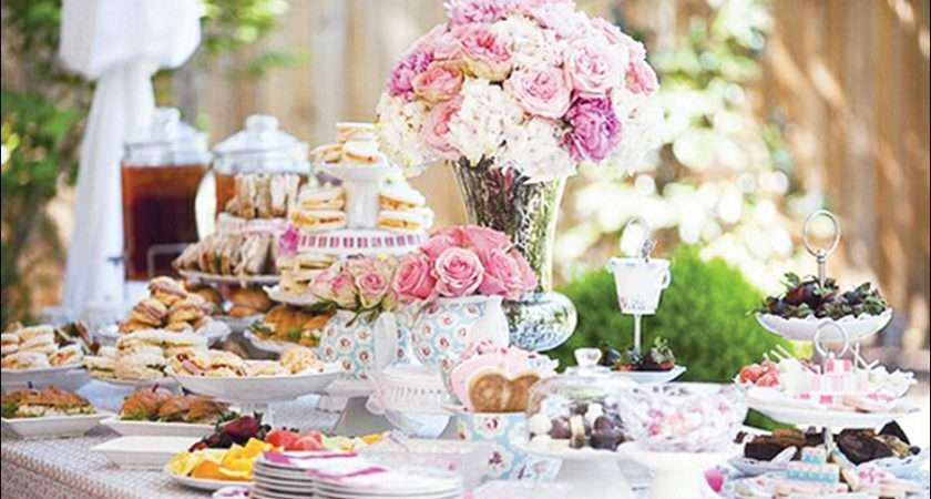 Party Table Decoration Ideas Decorations Homes Inspiration