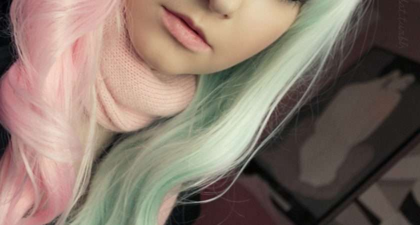 Pastel Hair Rachelinvogue