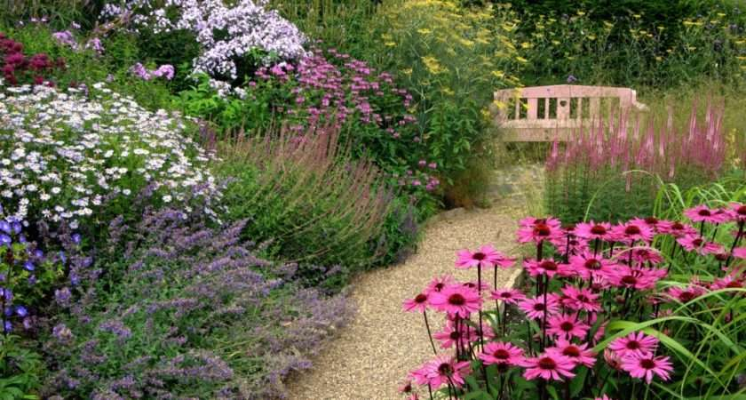 Pathway Dove Cottage Gardens Enduring Gardener