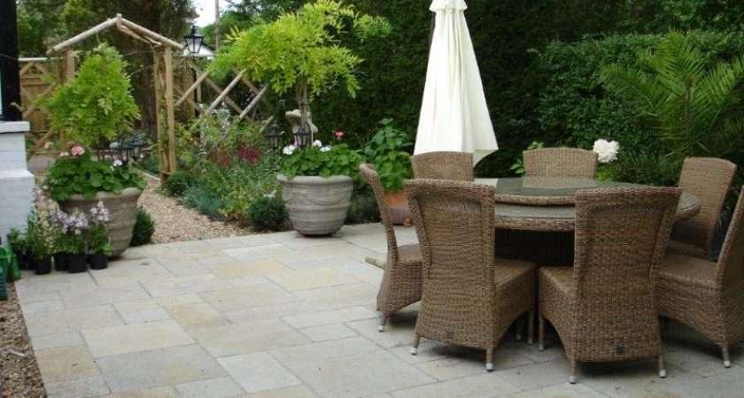 Patio Garden Ideas Apartment