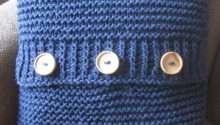 Pattern Ideas Knitted Cushion Covers Fashionarrow