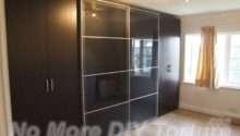 Pax Door Closets Overhang