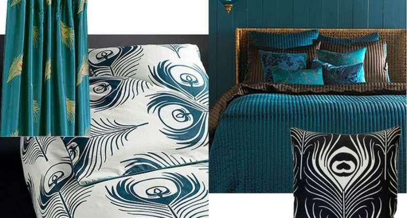 Peacock Bedroom Kailyn Room Pinterest