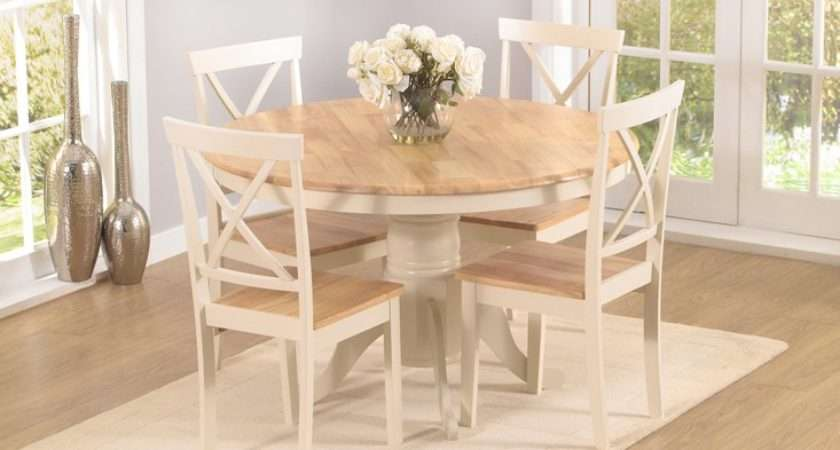 Pedestal Dining Table Set Chairs Oak Furniture Superstore