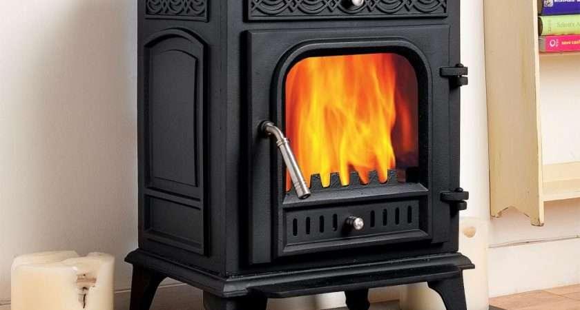 Pentridge Multi Fuel Woodburning Stove